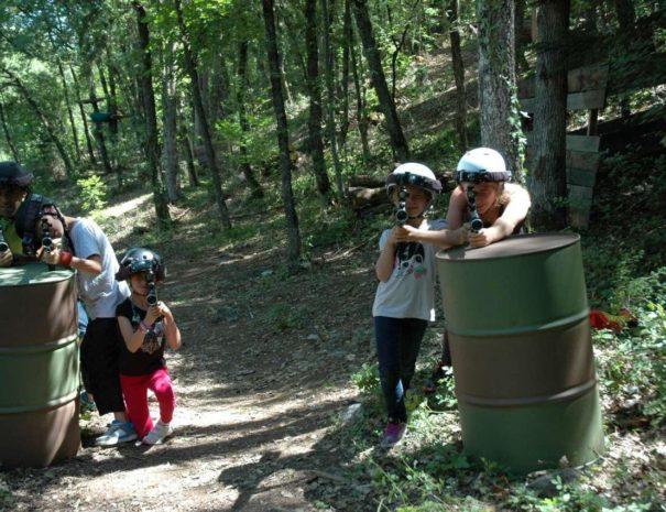 Paintball proche Camping le Chêne 2019 Tallard Hautes-Alpes