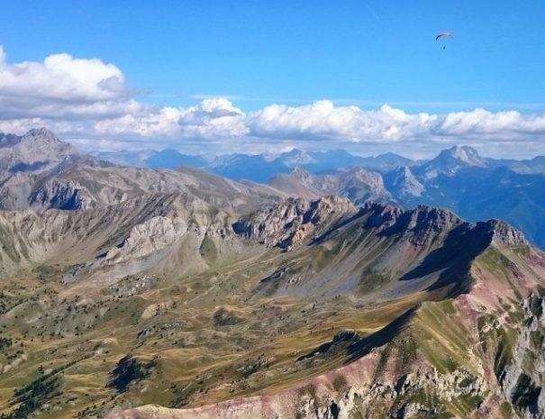 Montagne - Camping Le Chêne Tallard Hautes-Alpes