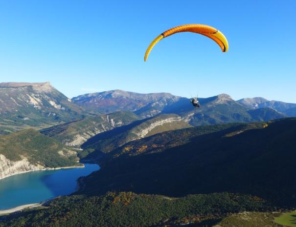Vol à Voile proche Camping le Chêne 2019 Tallard Hautes-Alpes