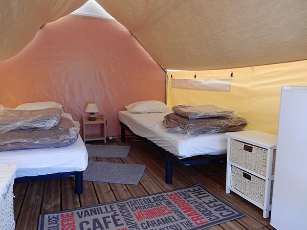 Camping Le Chene Tallard Gap - 2 Lits