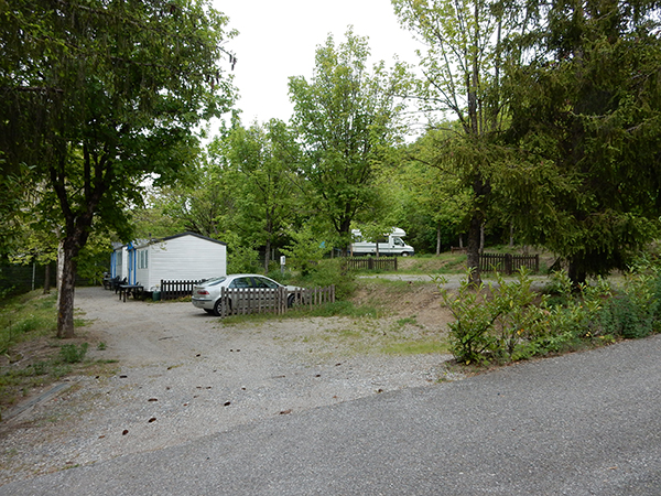 Camping Le Chene Tallard Gap - Hebergement Location