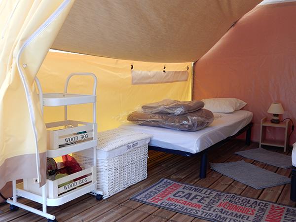 Camping Le Chene Tallard Gap - confort