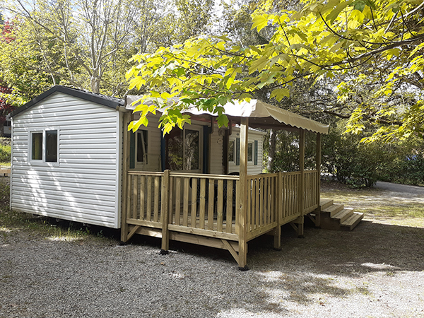 Camping Le Chene- Mobil Home