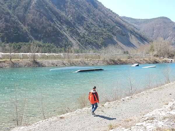 Les 3 lacs à Rochebrune Balade