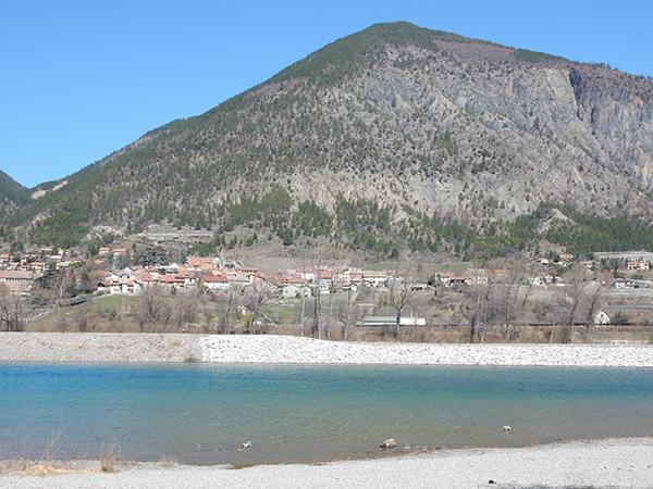 Les 3 lacs à Rochebrune Plage