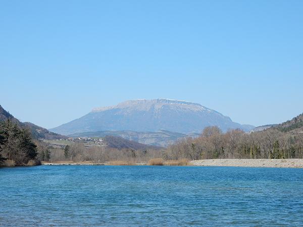 Les 3 lacs à Rochebrune vue