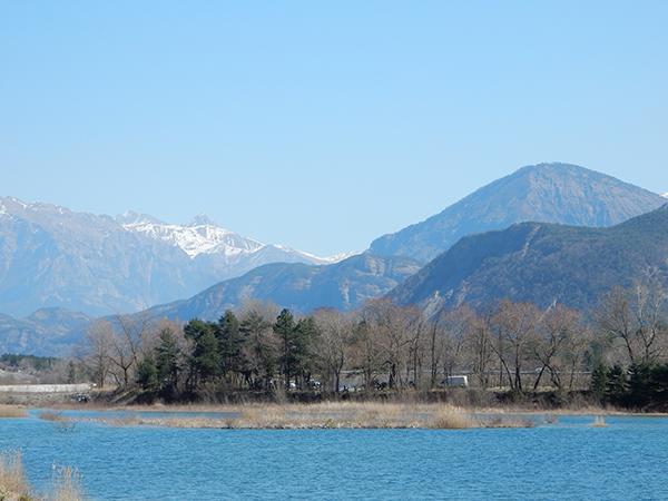 Les 3 lacs à Rochebrune